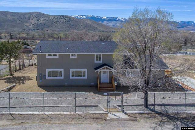 1960 Pinion Hills Drive, Carson City, NV 89701 (MLS #180004750) :: RE/MAX Realty Affiliates