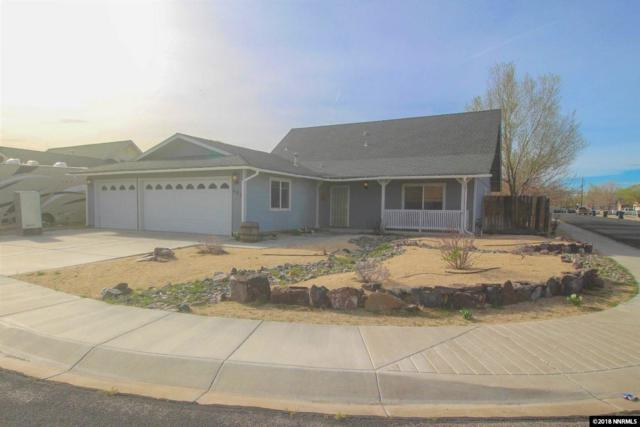 801 Fairwood, Fernley, NV 89408 (MLS #180004899) :: Mike and Alena Smith | RE/MAX Realty Affiliates Reno