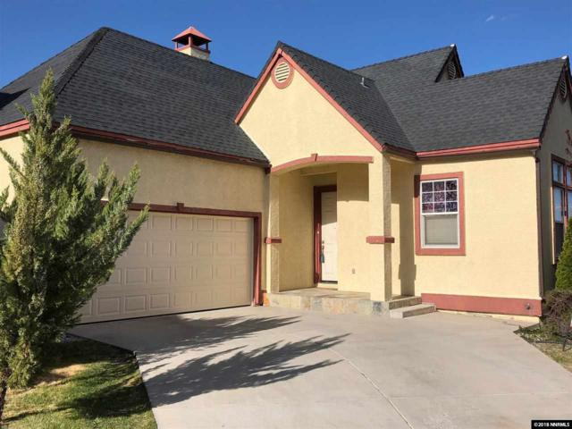 3496 Mashie Drive, Sparks, NV 89431 (MLS #180004922) :: Mike and Alena Smith | RE/MAX Realty Affiliates Reno