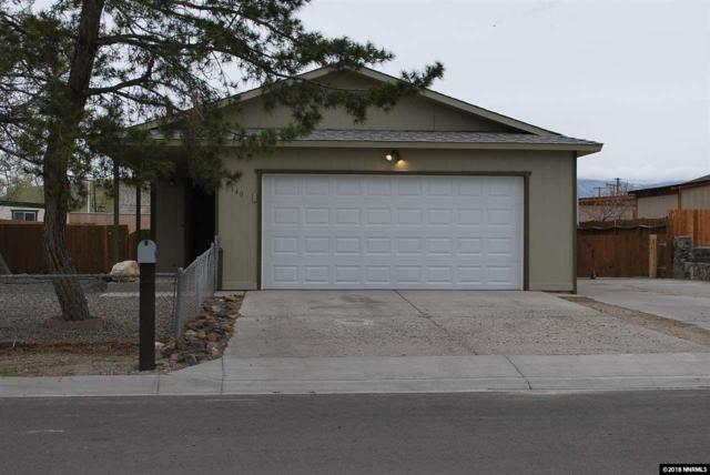 140 Comstock Drive, Fernley, NV 89408 (MLS #180004983) :: Mike and Alena Smith | RE/MAX Realty Affiliates Reno