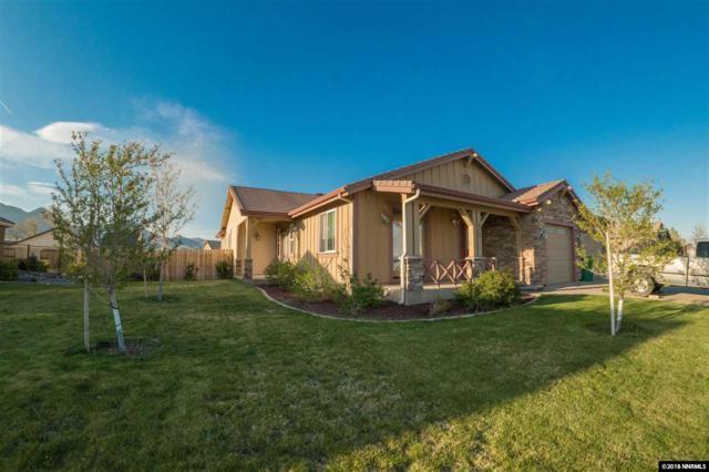 112 Eagle Brook Ln., Dayton, NV 89403 (MLS #180005291) :: NVGemme Real Estate