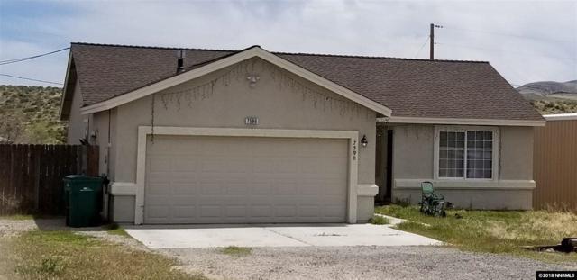 7590 Santa Fe Trail, Stagecoach, NV 89429 (MLS #180005523) :: Marshall Realty