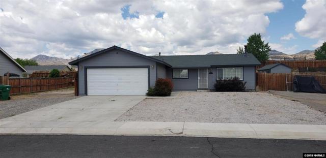 627 Aja Place, Dayton, NV 89403 (MLS #180006799) :: NVGemme Real Estate