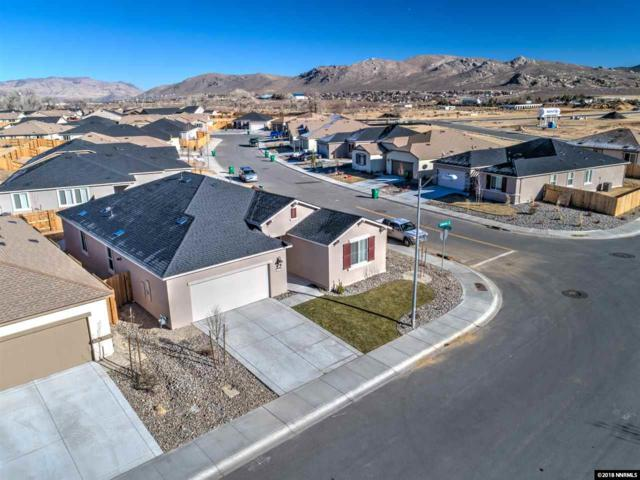 1138 Lahontan Dr, Carson City, NV 89701 (MLS #180007085) :: The Mike Wood Team