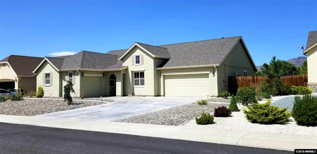 21 Cedar Crest Ct., Dayton, NV 89403 (MLS #180007366) :: Harpole Homes Nevada