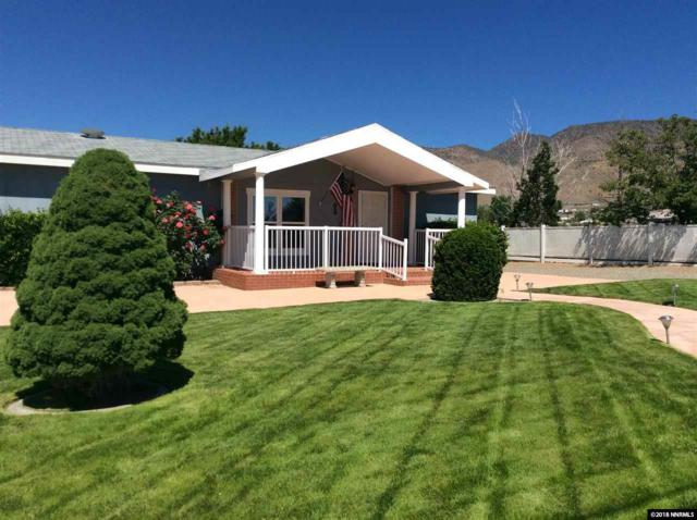 815 La Fond, Dayton, NV 89403 (MLS #180007463) :: The Mike Wood Team