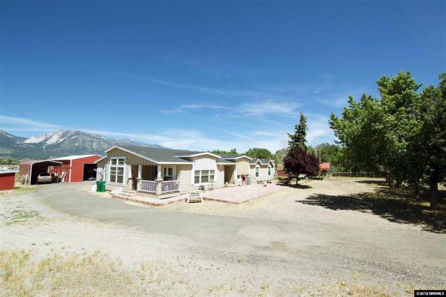3375 Churchill Drive, Washoe Valley, NV 89704 (MLS #180007821) :: Harcourts NV1