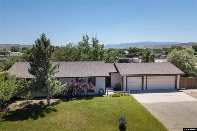 50 Leo Dr, Sparks, NV 89441 (MLS #180008123) :: Harpole Homes Nevada