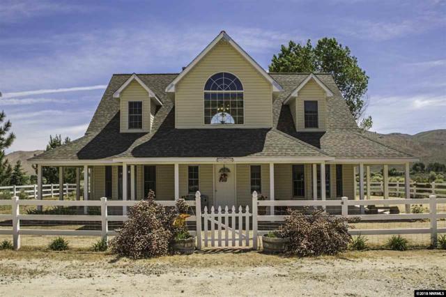 15100 N Red Rock Rd, Reno, NV 89508 (MLS #180008490) :: Harpole Homes Nevada
