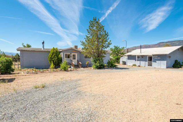 3801 Pebble Rd., Wellington, NV 89444 (MLS #180008498) :: Marshall Realty