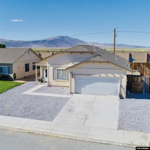 195 Desert Springs Lane, Fernley, NV 89408 (MLS #180008707) :: Harcourts NV1