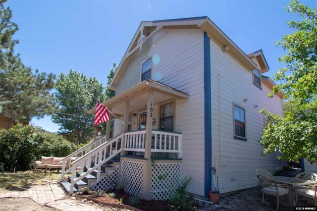 102 S R St., Virginia City, NV 89440 (MLS #180008808) :: Harcourts NV1