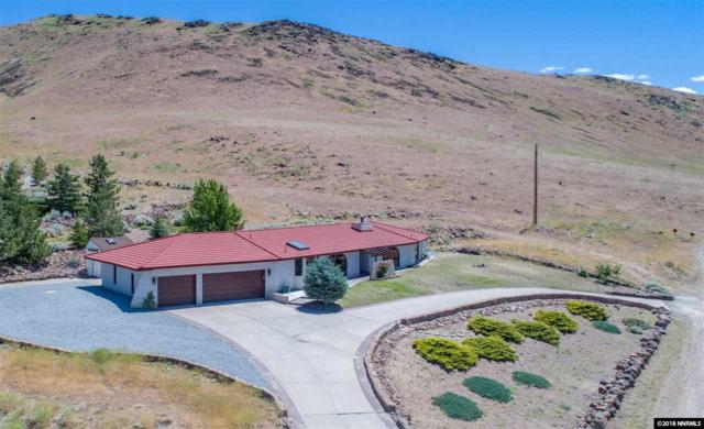 5016 Pleasant View Dr, Sparks, NV 89434 (MLS #180009362) :: Harcourts NV1