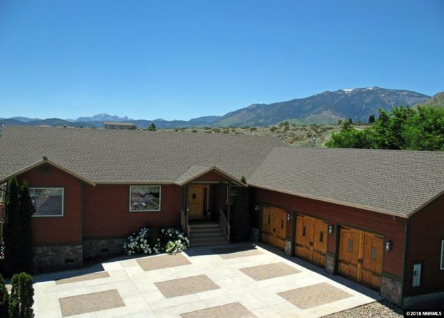 2365 Emigrant Trail, Woodfords, Ca, CA 96120 (MLS #180009911) :: The Mike Wood Team