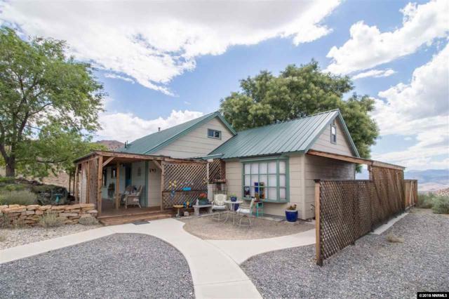490 Vivian St., Silver City, NV 89428 (MLS #180010012) :: Chase International Real Estate