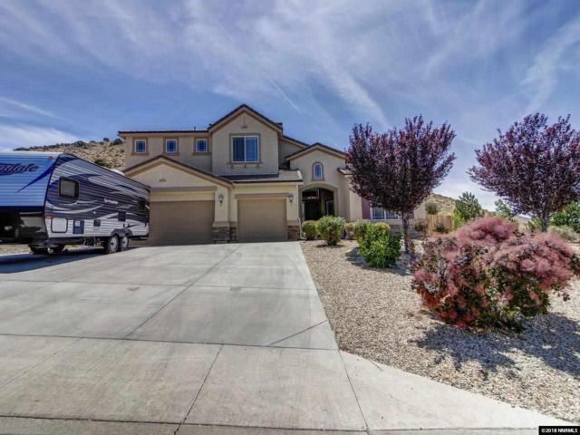 3745 Jagged Rock Dr, Reno, NV 89502 (MLS #180010019) :: Ferrari-Lund Real Estate