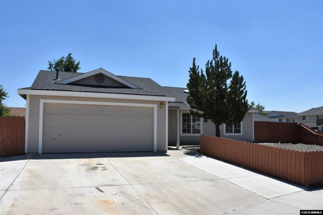 261 Monte Cristo Drive, Dayton, NV 89403 (MLS #180010232) :: NVGemme Real Estate