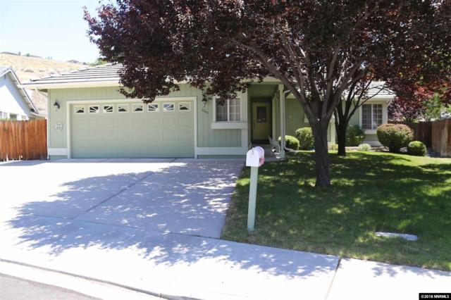 1745 Canyon Terrace, Sparks, NV 89436 (MLS #180010478) :: Harpole Homes Nevada