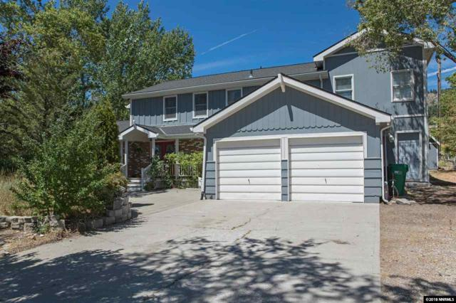 105 Todd, Washoe Valley, NV 89704 (MLS #180010779) :: Mike and Alena Smith | RE/MAX Realty Affiliates Reno