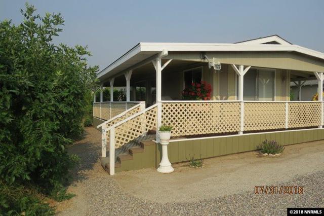 3962 Walker View Rd, Wellington, NV 89444 (MLS #180011126) :: Marshall Realty