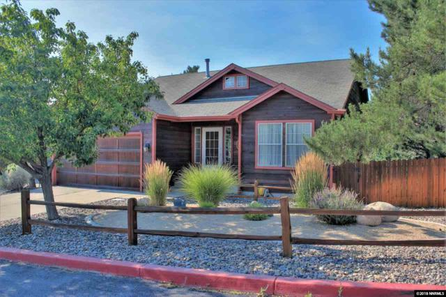 1092 Buck Mountain Rd, Reno, NV 89506 (MLS #180011143) :: The Matt Carter Group | RE/MAX Realty Affiliates