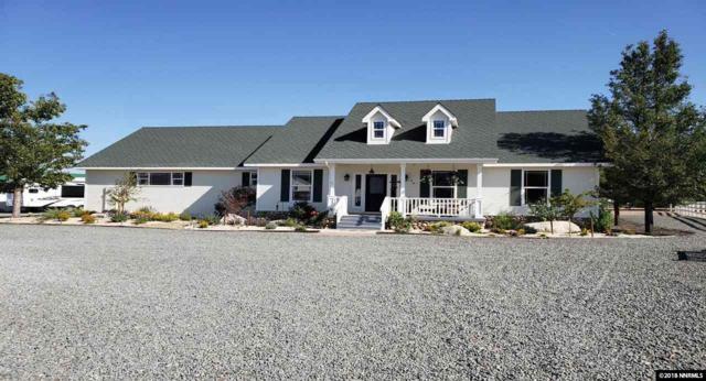 90 Steptoe Lane, Washoe Valley, NV 89704 (MLS #180011666) :: NVGemme Real Estate
