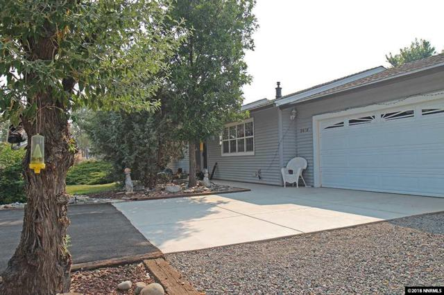 2675 Buckboard Court, Minden, NV 89423 (MLS #180011833) :: Chase International Real Estate