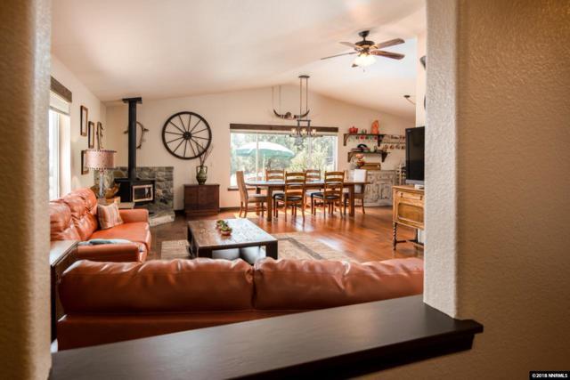3260 Vista Vallata, Gardnerville, NV 89410 (MLS #180012661) :: Marshall Realty