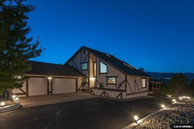 4196 Plateau Ct, Reno, NV 89519 (MLS #180013373) :: Chase International Real Estate