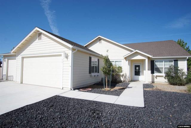 11 Blue Heron, Dayton, NV 89403 (MLS #180013443) :: Marshall Realty