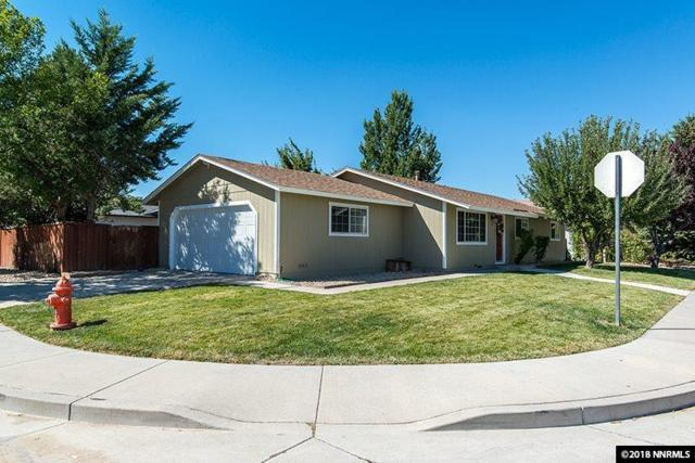 2232 Marian Ave, Carson City, NV 89706 (MLS #180013617) :: Chase International Real Estate