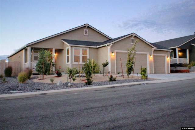 835 Squaw Creek Dr., Reno, NV 89506 (MLS #180013622) :: Marshall Realty
