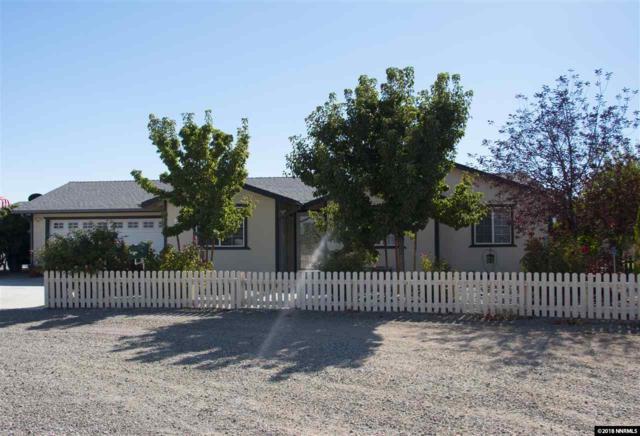 3 Tamarisk, Yerington, NV 89447 (MLS #180013882) :: Ferrari-Lund Real Estate