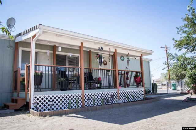 2885 Truckee Ln, Silver Springs, NV 89429 (MLS #180013937) :: Ferrari-Lund Real Estate