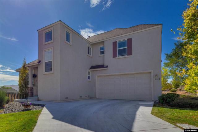3482 Brassie Dr, Sparks, NV 89431 (MLS #180013955) :: Chase International Real Estate
