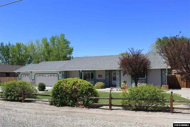 63 State Route 208, Yerington, NV 89447 (MLS #180014117) :: Ferrari-Lund Real Estate