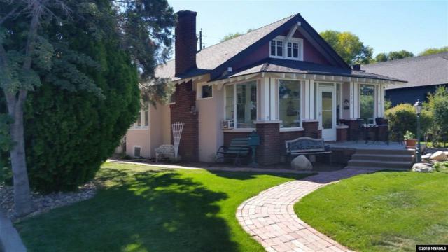 1620 Esmeralda Avenue, Minden, NV 89423 (MLS #180014206) :: NVGemme Real Estate