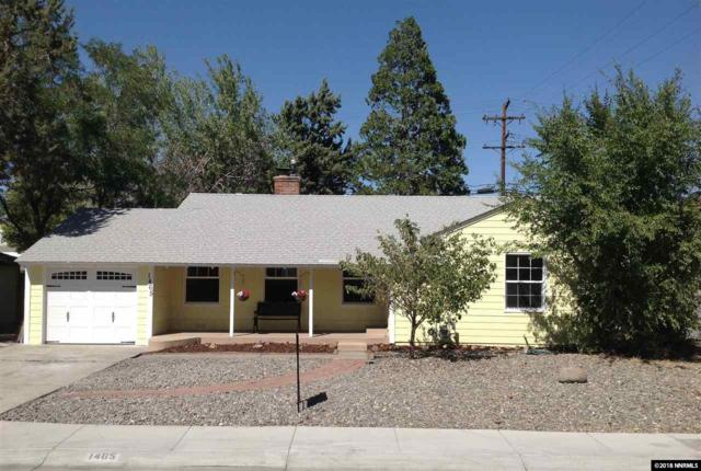 1465 Westfield Ave, Reno, NV 89509 (MLS #180014235) :: Marshall Realty