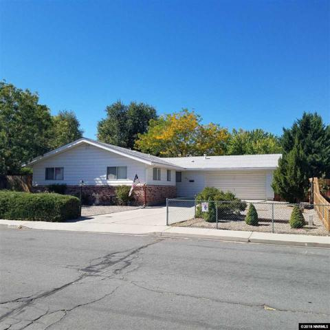 3016 Baker Drive, Carson City, NV 89701 (MLS #180014309) :: The Mike Wood Team