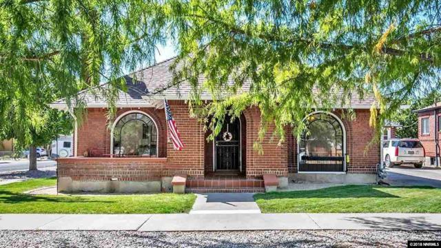 901 Bell Street, Reno, NV 89503 (MLS #180014346) :: NVGemme Real Estate