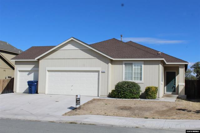1513 Crest View, Fernley, NV 89408 (MLS #180014874) :: Marshall Realty