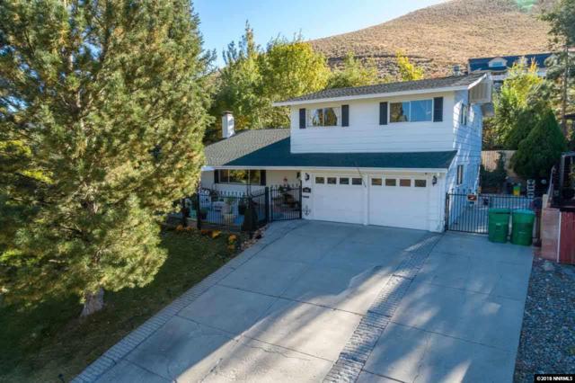 808 Terrace St, Carson City, NV 89703 (MLS #180015201) :: Harpole Homes Nevada