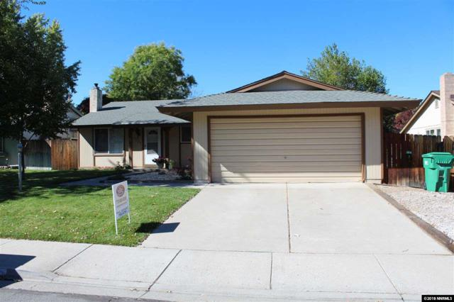 2520 Woodcrest Ln., Carson City, NV 89701 (MLS #180015412) :: Harpole Homes Nevada