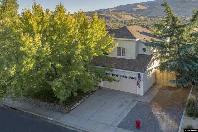 4758 Scenic Hill Circle, Reno, NV 89523 (MLS #180015691) :: The Mike Wood Team