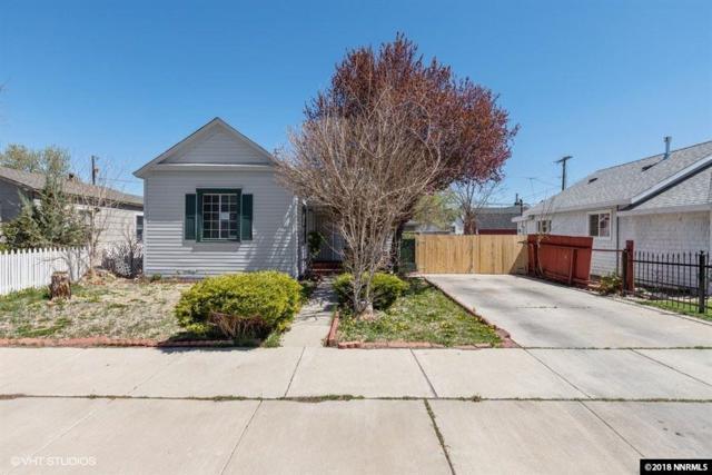 422 13th St, Sparks, NV 89431 (MLS #180016318) :: Ferrari-Lund Real Estate