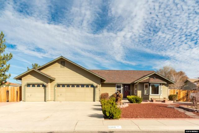 1280 Lariat Ct, Minden, NV 89423 (MLS #180016450) :: The Matt Carter Group | RE/MAX Realty Affiliates