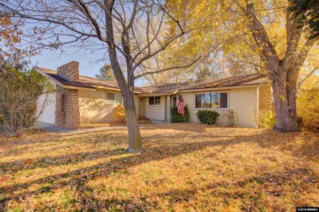 509 Pioche Street, Carson City, NV 89701 (MLS #180016629) :: Vaulet Group Real Estate