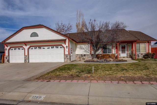 1280 Kyndal, Gardnerville, NV 89460 (MLS #180016741) :: The Matt Carter Group | RE/MAX Realty Affiliates