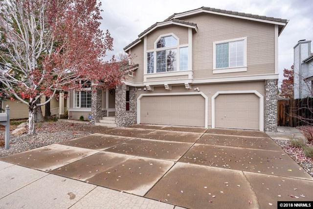 1020 Riverberry Drive, Reno, NV 89509 (MLS #180017382) :: The Mike Wood Team