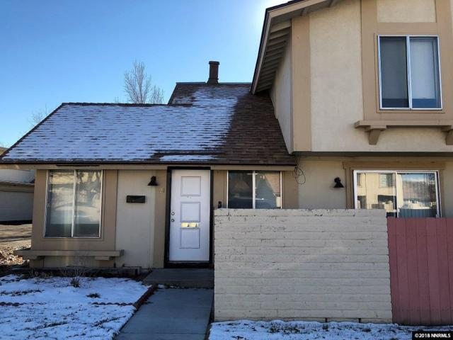 21 Condor, Carson City, NV 89701 (MLS #180017479) :: The Mike Wood Team